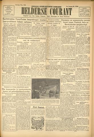 Heldersche Courant 1949-11-05