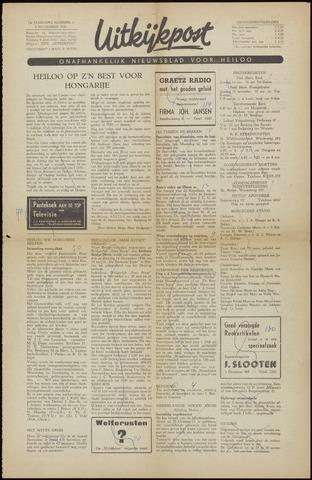 Uitkijkpost : nieuwsblad voor Heiloo e.o. 1956-11-09