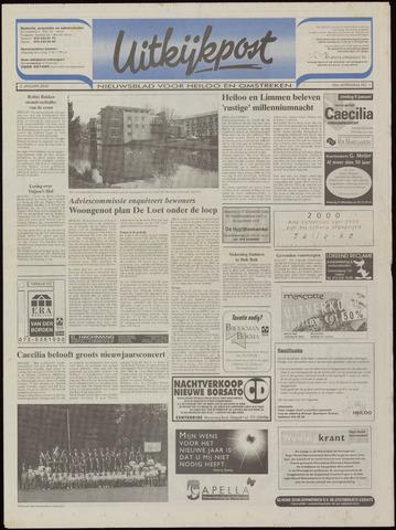 Uitkijkpost : nieuwsblad voor Heiloo e.o. 2000
