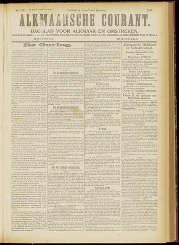 Alkmaarsche Courant 1915-10-20