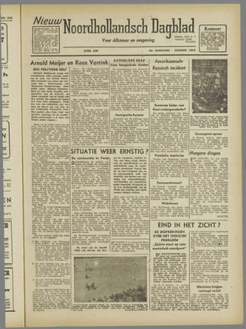 Nieuw Noordhollandsch Dagblad : voor Alkmaar en omgeving 1946-04-23