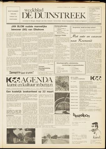 De Duinstreek 1968-02-22