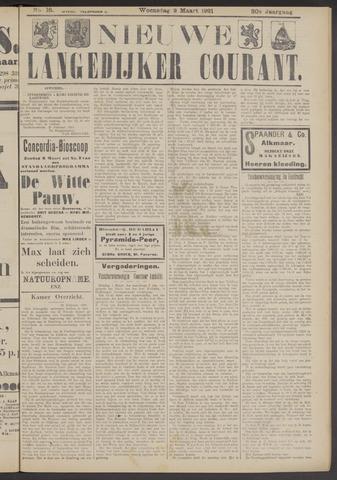 Nieuwe Langedijker Courant 1921-03-02