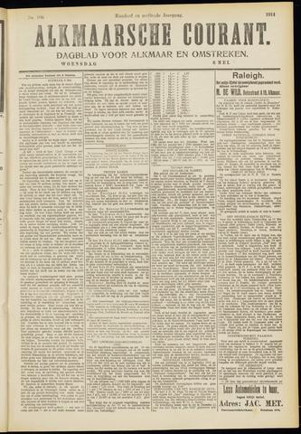 Alkmaarsche Courant 1914-05-06