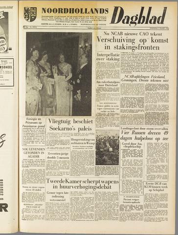 Noordhollands Dagblad : dagblad voor Alkmaar en omgeving 1960-03-09