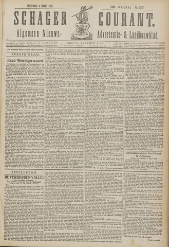 Schager Courant 1920-03-04