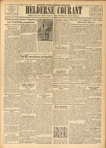 Heldersche Courant 1949-03-08