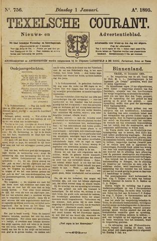Texelsche Courant 1895
