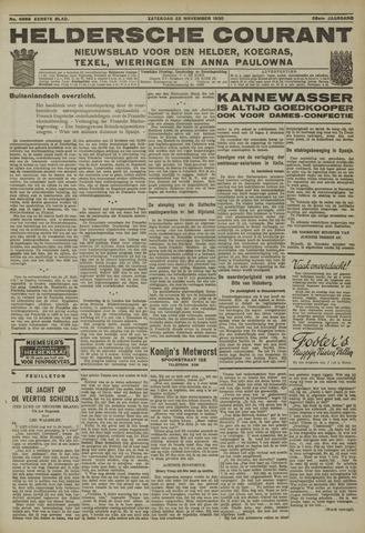 Heldersche Courant 1930-11-22