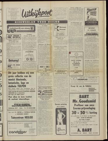 Uitkijkpost : nieuwsblad voor Heiloo e.o. 1974-10-09