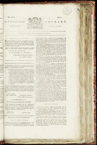 Alkmaarsche Courant 1819-01-25