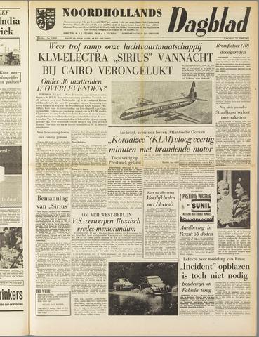 Noordhollands Dagblad : dagblad voor Alkmaar en omgeving 1961-06-12