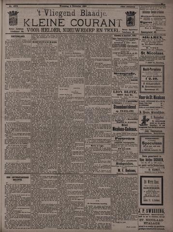 Vliegend blaadje : nieuws- en advertentiebode voor Den Helder 1895-12-04