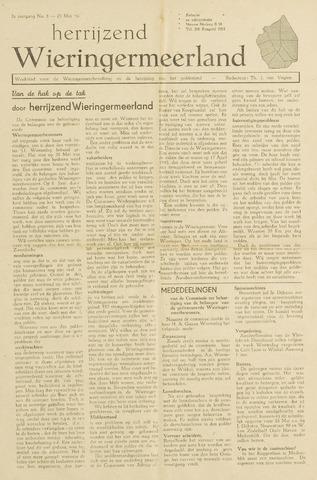Herrijzend Wieringermeerland 1946-05-25