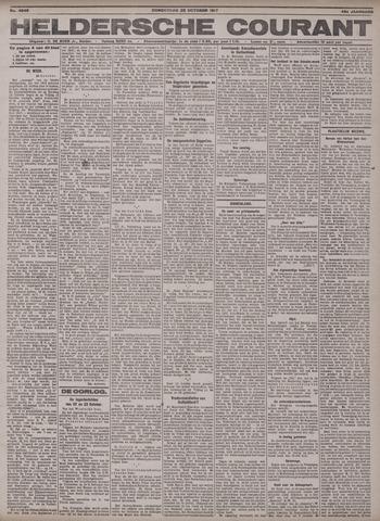 Heldersche Courant 1917-10-25