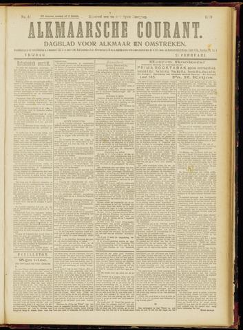 Alkmaarsche Courant 1919-02-21