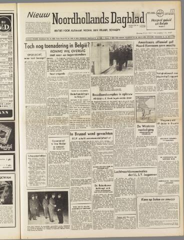 Nieuw Noordhollandsch Dagblad : voor Alkmaar en omgeving 1950-07-29