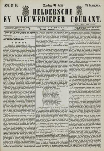 Heldersche en Nieuwedieper Courant 1870-07-31