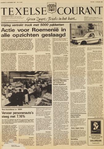 Texelsche Courant 1990