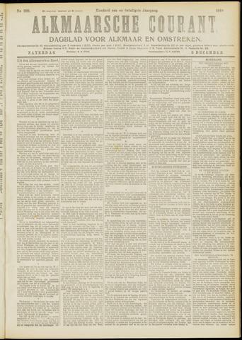 Alkmaarsche Courant 1919-12-06