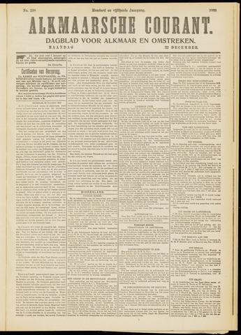 Alkmaarsche Courant 1913-12-22