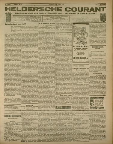 Heldersche Courant 1931-04-28