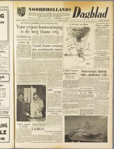 Noordhollands Dagblad : dagblad voor Alkmaar en omgeving 1959-07-18