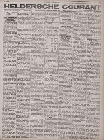Heldersche Courant 1917-11-13