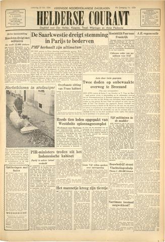 Heldersche Courant 1954-10-23