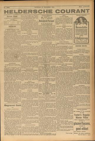 Heldersche Courant 1924-12-27