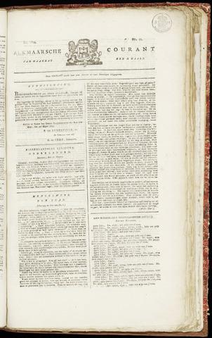 Alkmaarsche Courant 1822-03-18