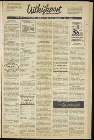 Uitkijkpost : nieuwsblad voor Heiloo e.o. 1961-06-15
