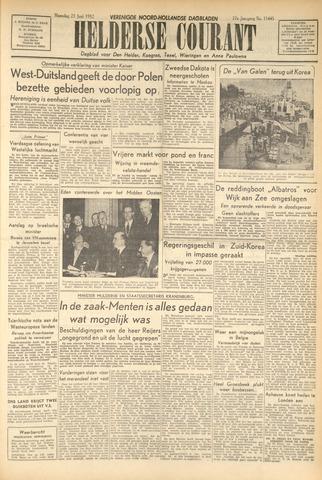 Heldersche Courant 1952-06-23