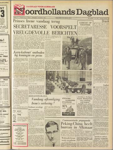 Noordhollands Dagblad : dagblad voor Alkmaar en omgeving 1964-02-08