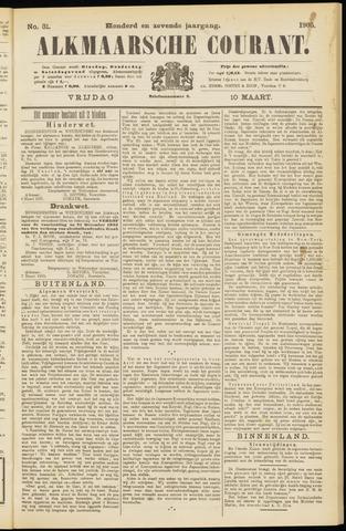 Alkmaarsche Courant 1905-03-10