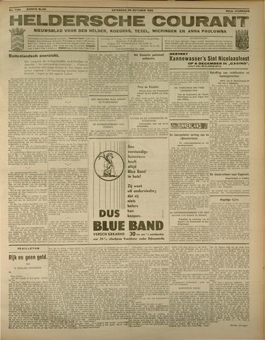 Heldersche Courant 1932-10-29