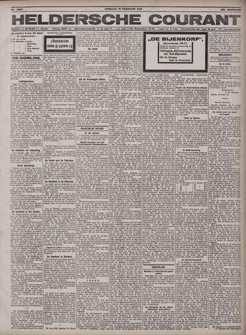 Heldersche Courant 1918-02-19