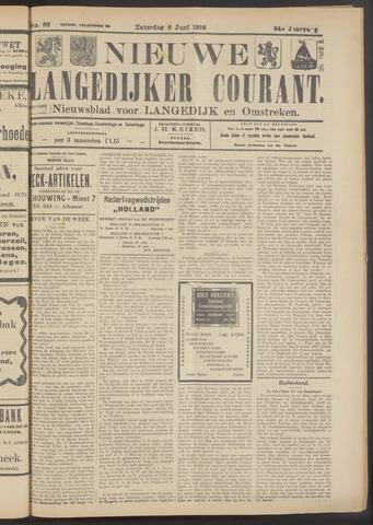 Nieuwe Langedijker Courant 1925-06-06