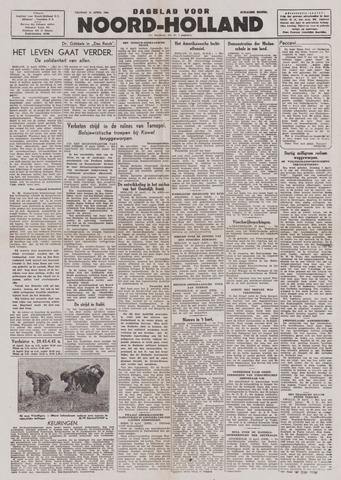 Dagblad Noord-Holland, Schager editie 1944-04-14