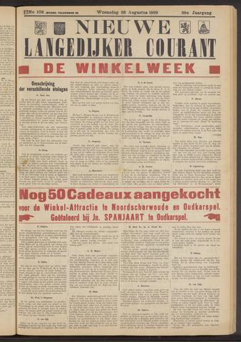 Nieuwe Langedijker Courant 1929-08-28