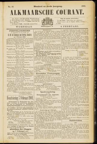 Alkmaarsche Courant 1901-02-06