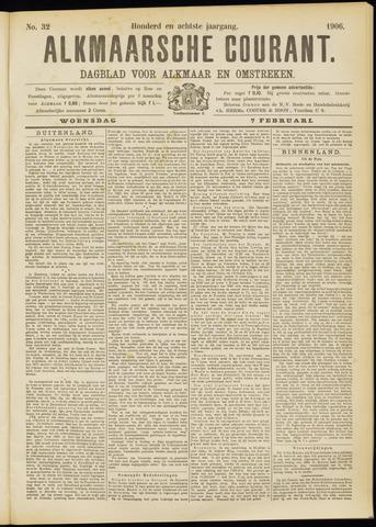 Alkmaarsche Courant 1906-02-07