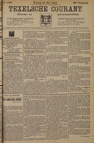 Texelsche Courant 1916-05-28