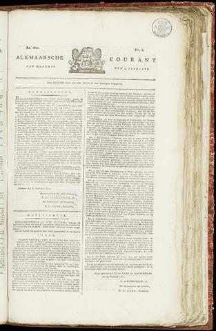 Alkmaarsche Courant 1821-02-19