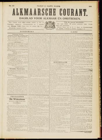 Alkmaarsche Courant 1910-06-02