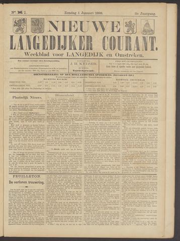 Nieuwe Langedijker Courant 1893-01-01