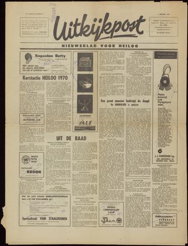 Uitkijkpost : nieuwsblad voor Heiloo e.o. 1970-11-26