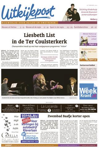 Uitkijkpost : nieuwsblad voor Heiloo e.o. 2011-02-16