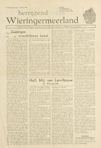 Herrijzend Wieringermeerland 1947-11-15