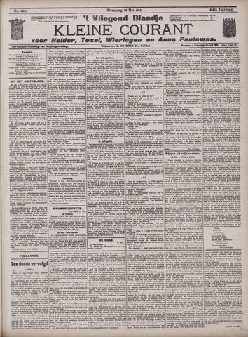 Vliegend blaadje : nieuws- en advertentiebode voor Den Helder 1913-05-14